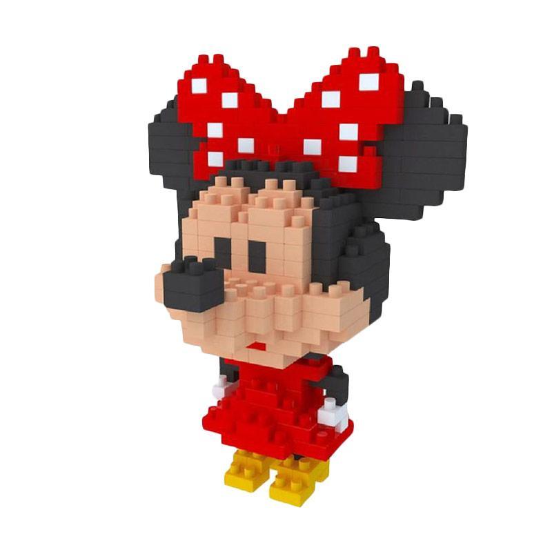 BOYU 8114A Mainan Blok & Puzzle