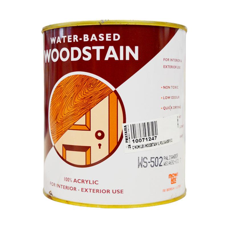 Mowilex Woodstain 1L Polisander 502 Cat Acrylic