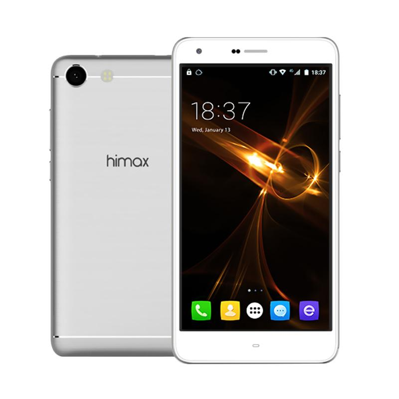 Himax H1 Plus Smartphone - Silver [16GB/ 3GB/ 4G LTE]
