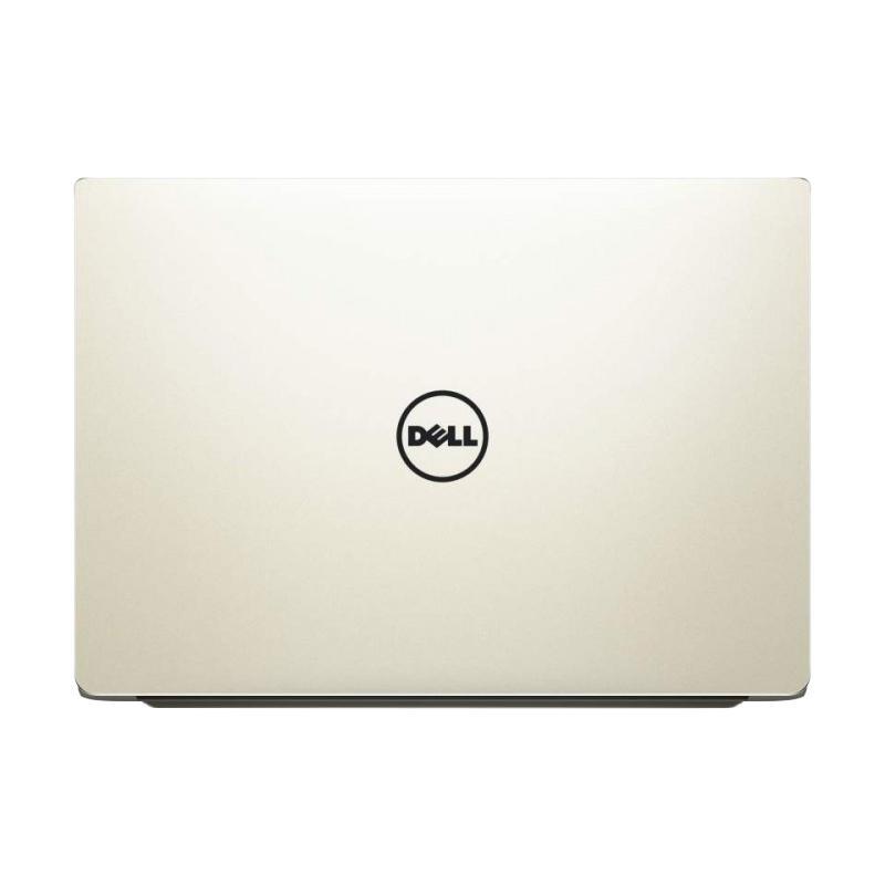 DELL Inspiron 7460 Notebook - Gold [i5-7200/ 8GB/ 1TB/ Nvidia Geforce 940M 2GB/ Windows 10]