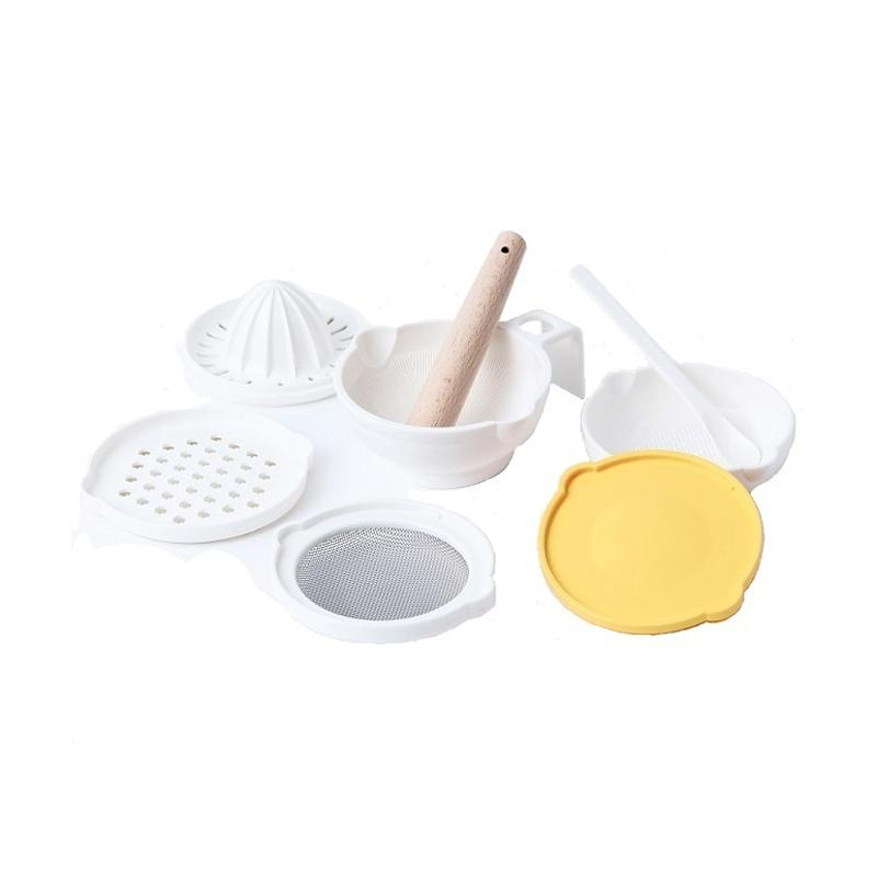 harga Pigeon Home Baby Food Maker [Free Tas Serut Pigeon] White Blibli.com