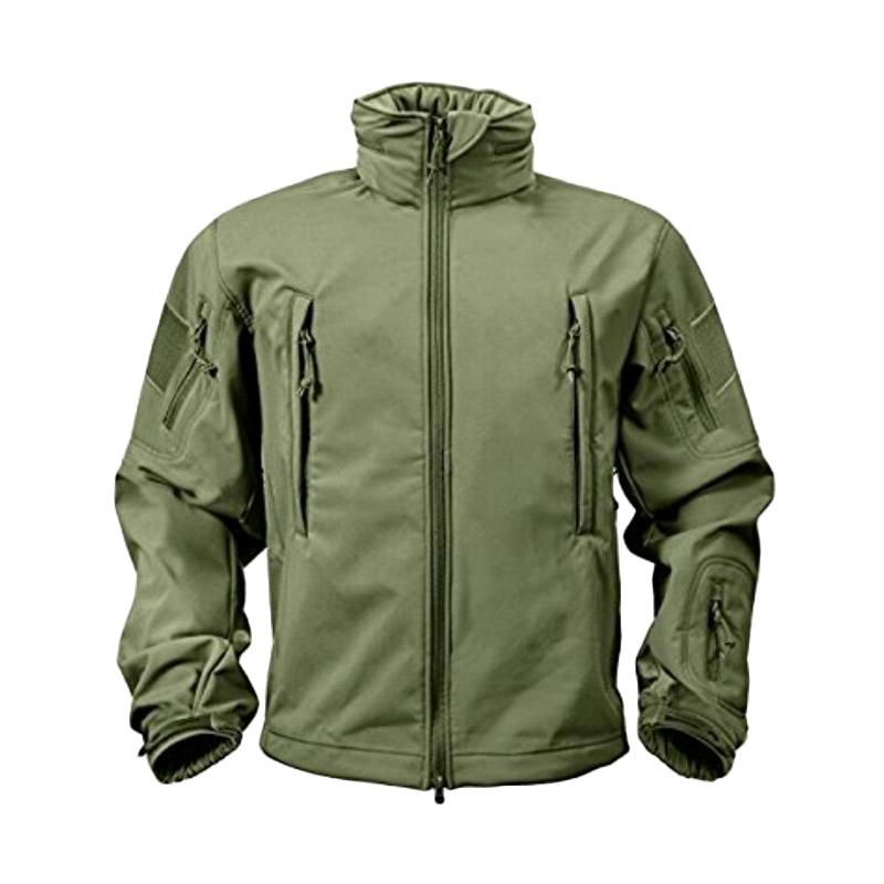 harga The North Face Jaket Tad - Green Army Blibli.com