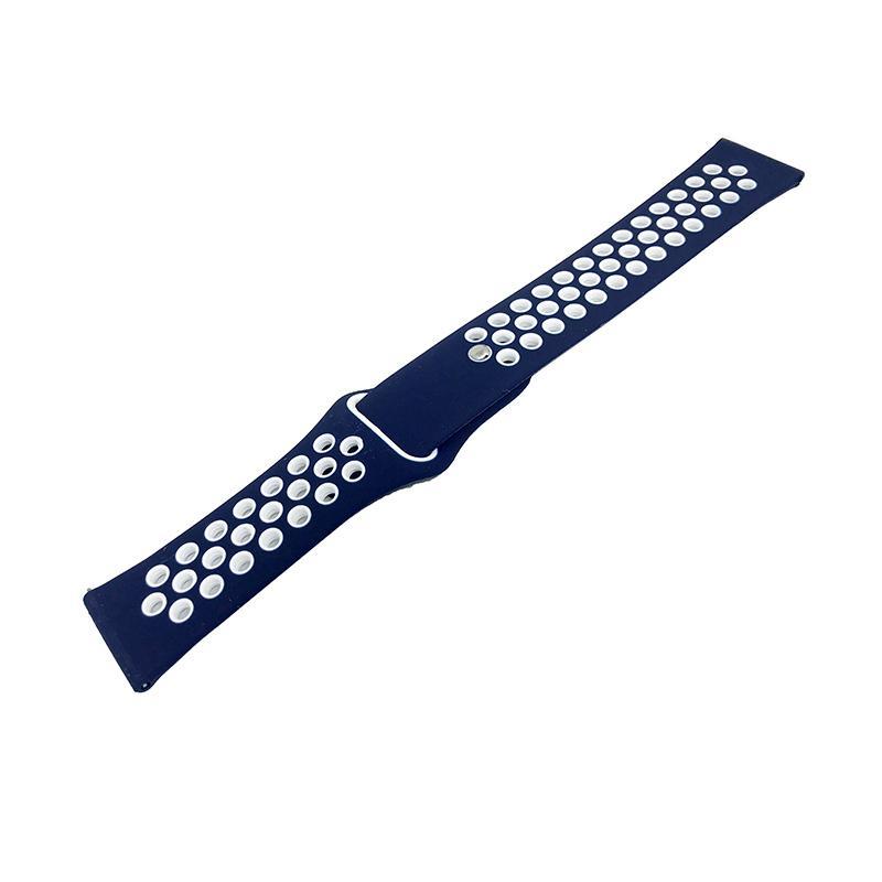 harga OEM Sport Strap for Samsung Gear S3 - Navy Blibli.com