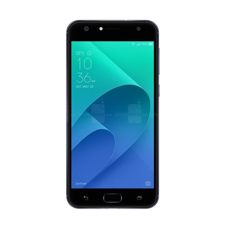 Asus Zenfone 4 Selfie ZD553KL Smartphone - Black [4 GB/64 GB ]