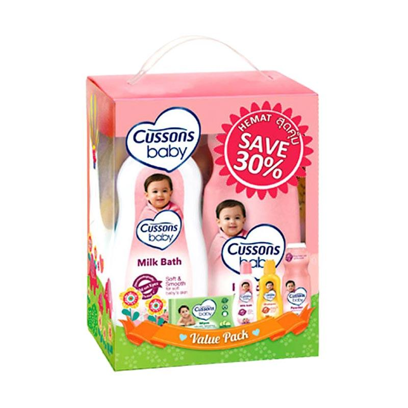 Cussons Baby Value Pack - Pink