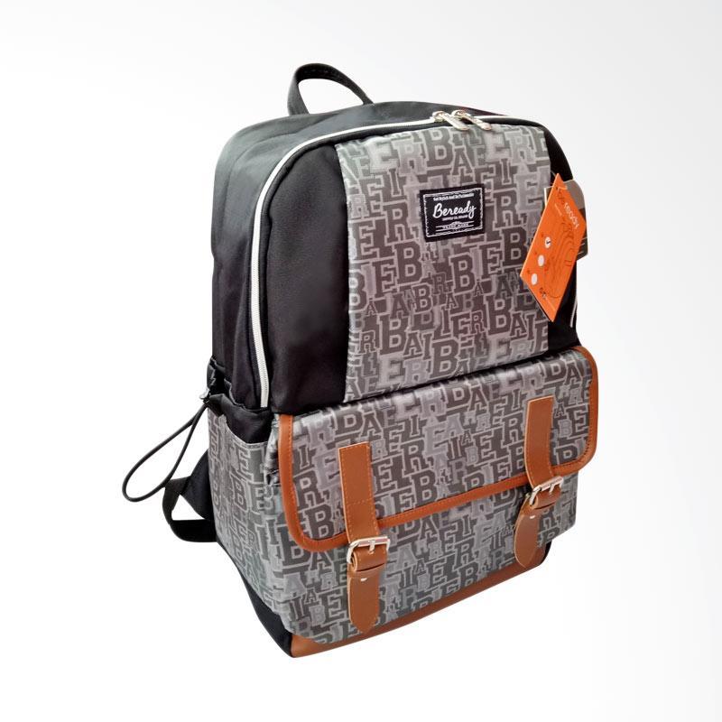 BEREADY BP 5017 Backpack Tas Ransel - Black