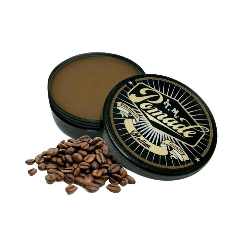 TM Pomade Aroma Kopi Minyak Rambut [50 g]