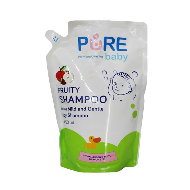 Pure Baby Fruity Shampoo Refill [450 mL]