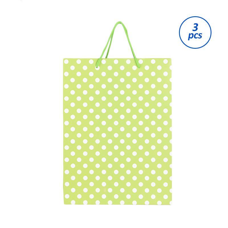 Karisma 740559 Kemeja Bullet Shopping Bag - Hijau [3 pcs]