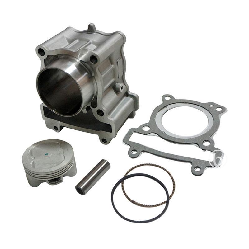 harga TDR Forged Piston Blok Bore Up Mesin 60 mm for Yamaha New Jupiter MX 135 [Up to 166 cc] Blibli.com