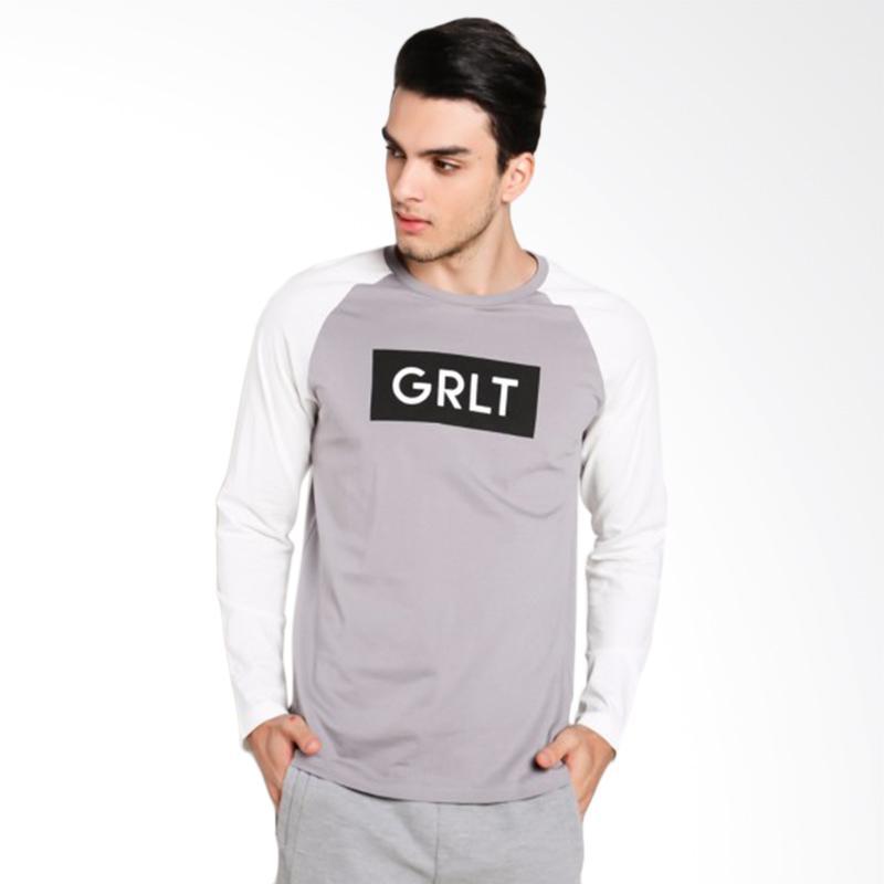Greenlight Men 6110 T-shirt Pria - Cream