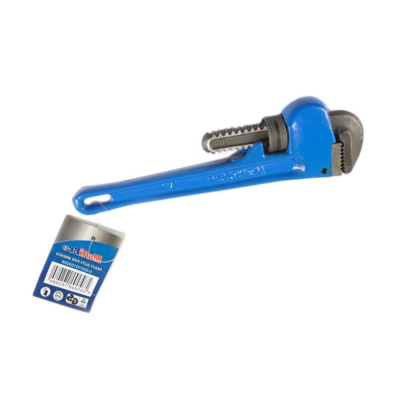 Multipro 02010100008 Heavy Duty Pipe Wrench Kunci Pipa [8 Inch]