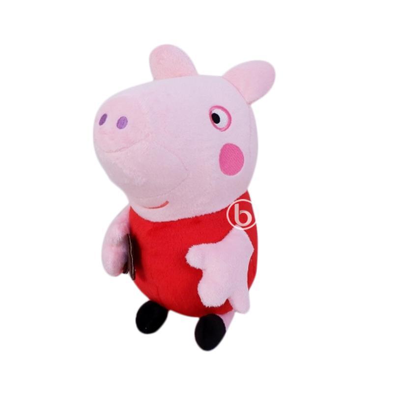 Istana Boneka Peppa Pig Red [10 Inch]