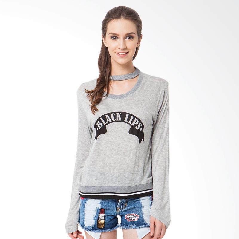 Boontie C.K.R RB T-Shirt Wanita - Misty
