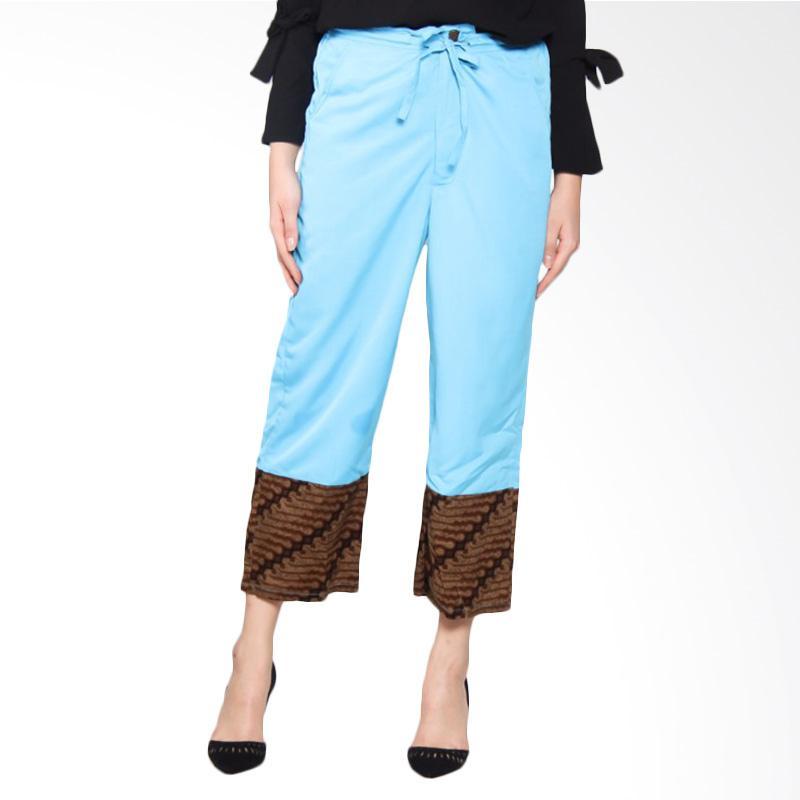 Rauza Rauza Parang Celana Wanita - Biru