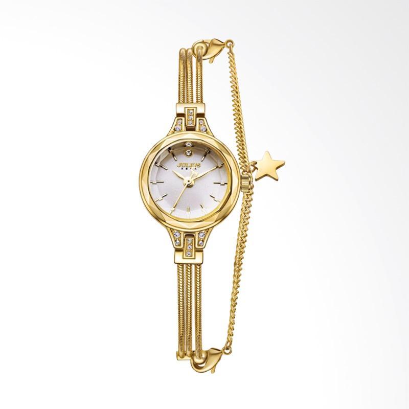 Julius JA-918-B Jam Tangan Wanita - Gold