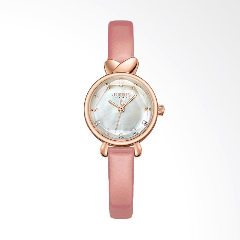 Julius JA-1014-D Jam Tangan Wanita - Pink