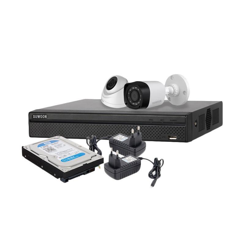 SUWOON Paket Kamera CCTV
