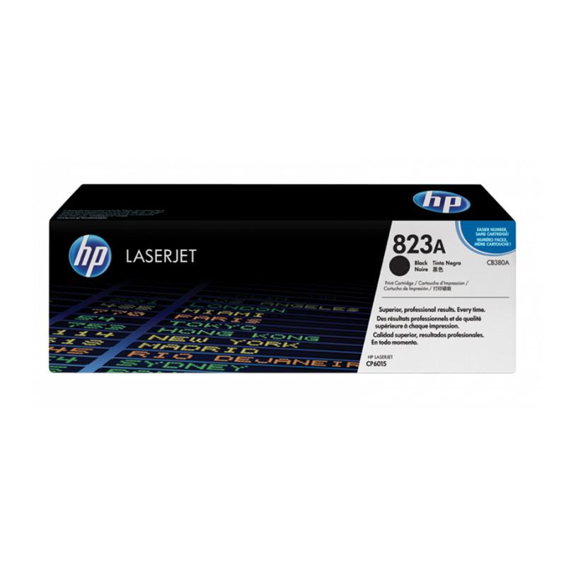 HP Print Cartridge for HP CP6015 - Black