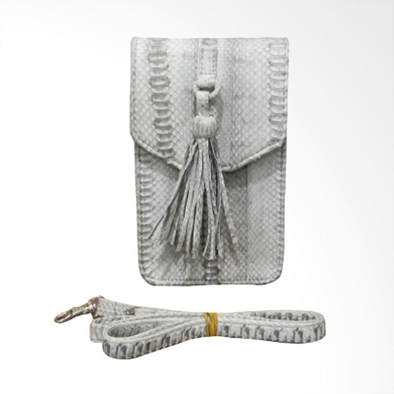 Ratu Piton Gantungan Rombe Kulit Ular Clutches
