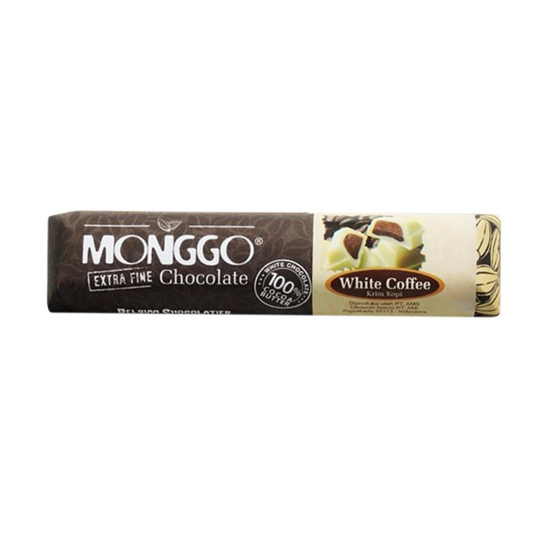 Jogjakhas Rasa White Coffe Cokelat Monggo