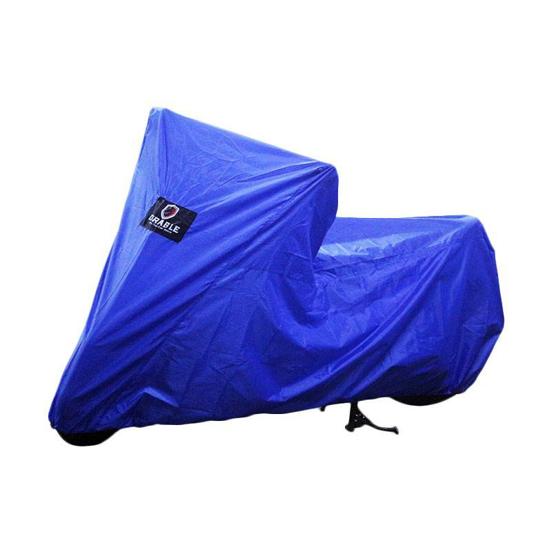 DURABLE Cover Body Motor for Yamaha Fino Sporty F1 SE - Blue
