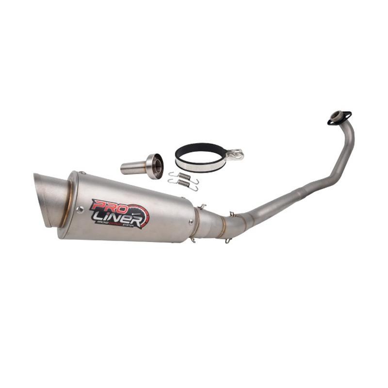 Pro Liner TR-1 Short Series Knalpot Motor for Yamaha Jupiter MX 135