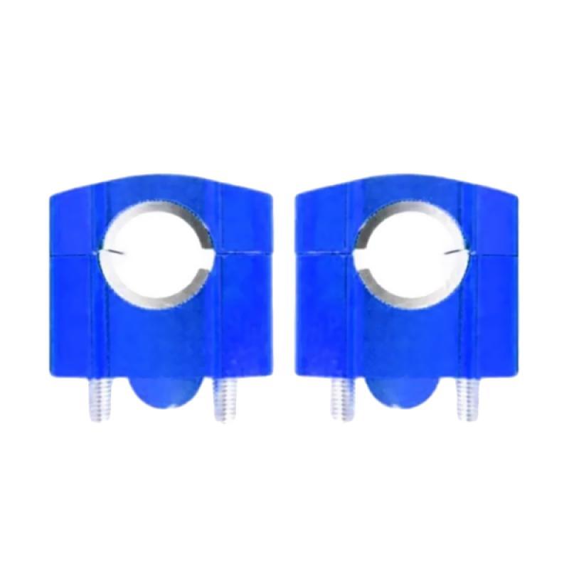 Raja Motor Peninggi Stang Fatbar dan Non Fatbar Anodize - Biru [PES9035-Biru]