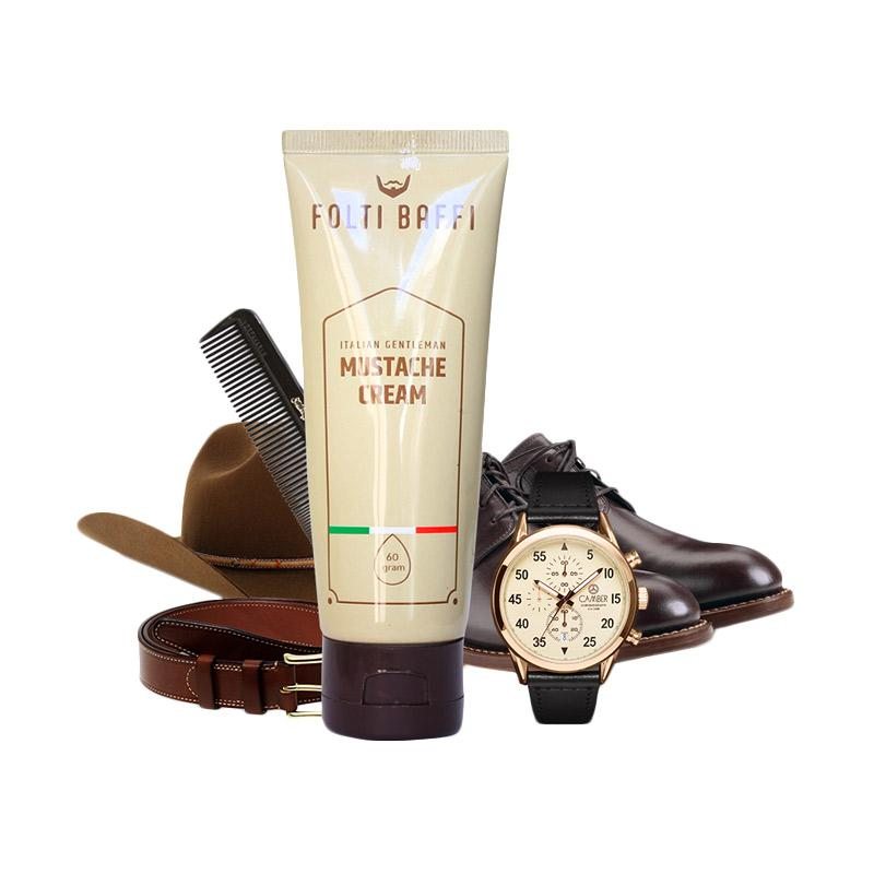 ... Penumbuh Jenggot Ampuh Folti Baffi Mustache Cream Penumbuh Jambang 100% Original Produk. Brand: Folti Baffi