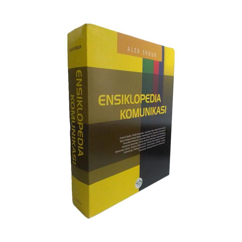 harga SIMBIOSA Ensiklopedia Komunikasi Buku Blibli.com