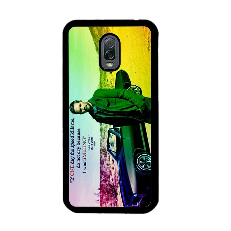 Flazzstore Paul Walker Quote Z0366 Custom Casing for Samsung Galaxy J7 Plus