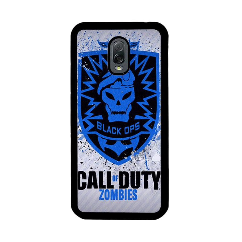 Flazzstore Call Of Duty Black Ops Zombie Logo Z1194 Custom Casing for Samsung Galaxy J7 Plus