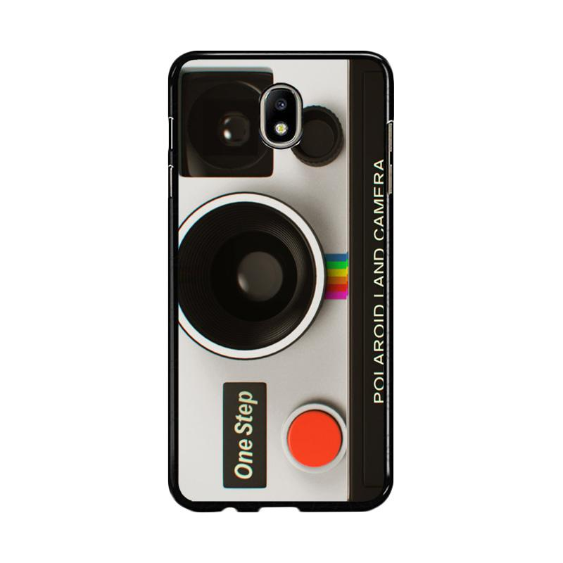 Flazzstore Vintage Polaroid Camera Z0076 Custom Casing for Samsung Galaxy J7 Pro 2017