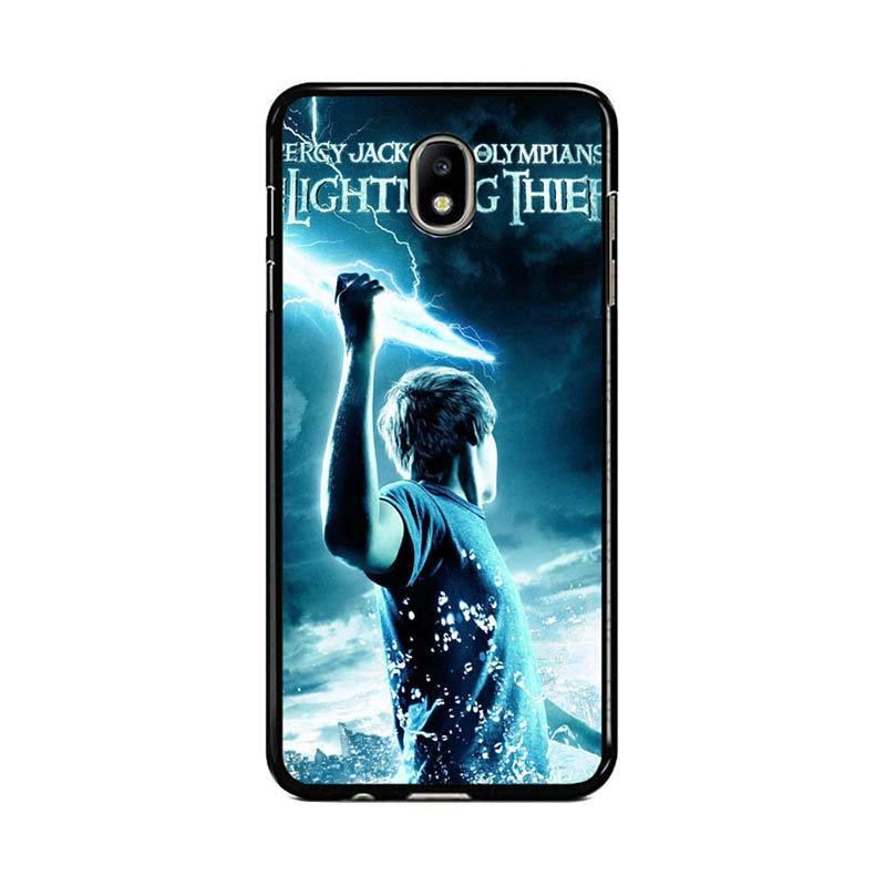 Flazzstore Percy Jackson Olympians Z0272 Custom Casing for Samsung Galaxy J7 Pro 2017