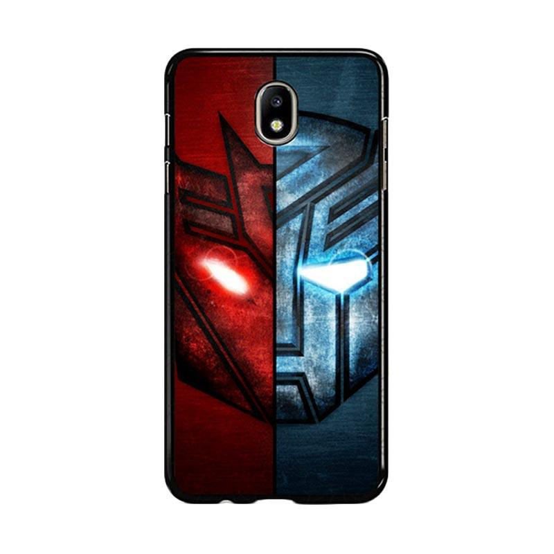 Flazzstore Transformer 2 Face Of Autobots Decepticons Z0298 Custom Casing for Samsung Galaxy J7 Pro 2017