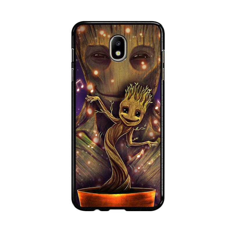 Flazzstore Groot Dancing And Smile Z0190 Custom Casing for Samsung Galaxy J5 Pro 2017