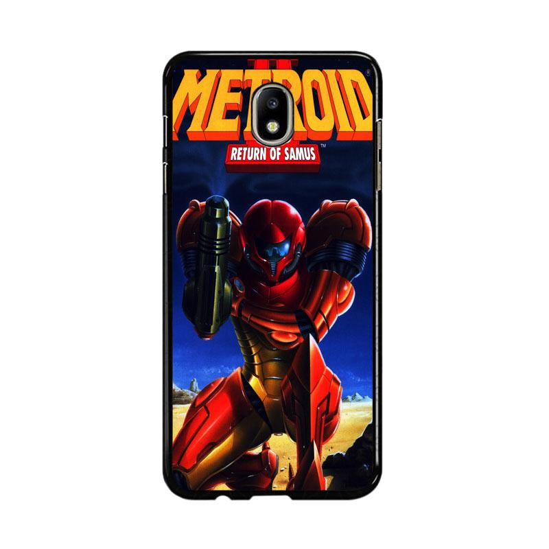 Flazzstore Metroid Video Games Z1109 Custom Casing for Samsung Galaxy J7 Pro 2017