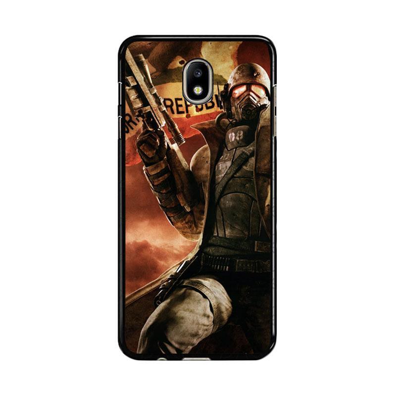 Flazzstore Fallout New California Republic Z1240 Custom Casing for Samsung Galaxy J7 Pro 2017