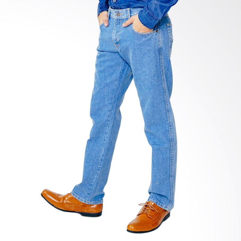 Jual Edwin Jeans Celana Panjang Pria - Biru Muda [506-COB-28] Online - Harga & Kualitas Terjamin   Blibli.com