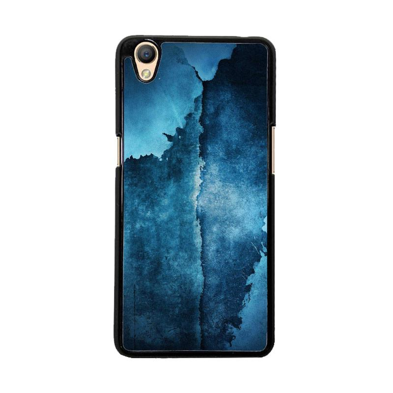 Flazzstore Abstrak Wall O0241 Custom Casing for Oppo Neo 9 A37