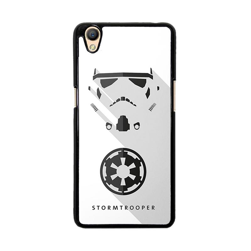 Flazzstore Stormtrooper O0246 Custom Casing for Oppo Neo 9 A37