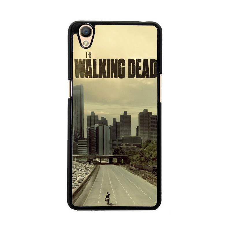 Flazzstore Walking Dead Daryl Dixon F0243 Custom Casing for Oppo Neo 9 A37
