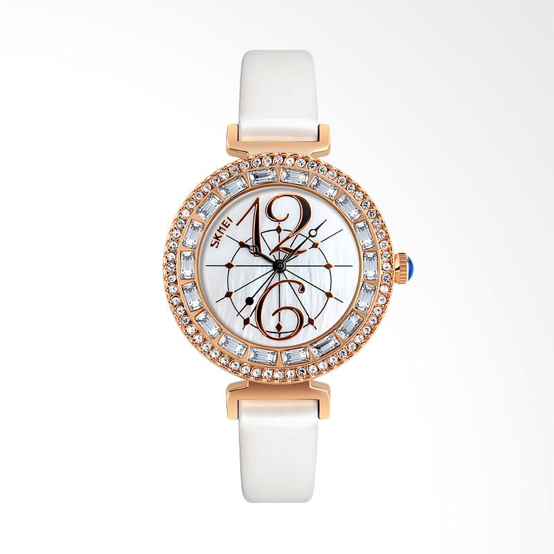 Skmei 9158-B Jam Tangan Wanita - Putih