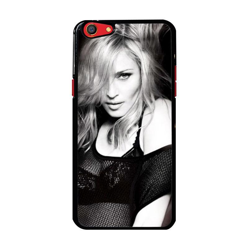 Flazzstore Madonna Z1100 Oppo F3 Custom Casing for Oppo F3