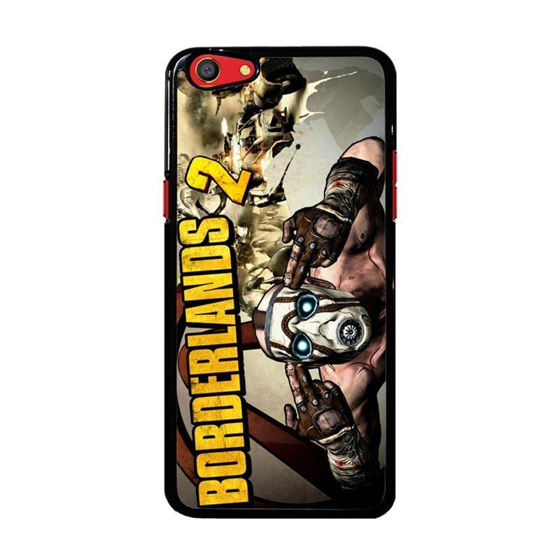 Flazzstore Borderlands 2 Video Game Z1191 Custom Casing for Oppo F3