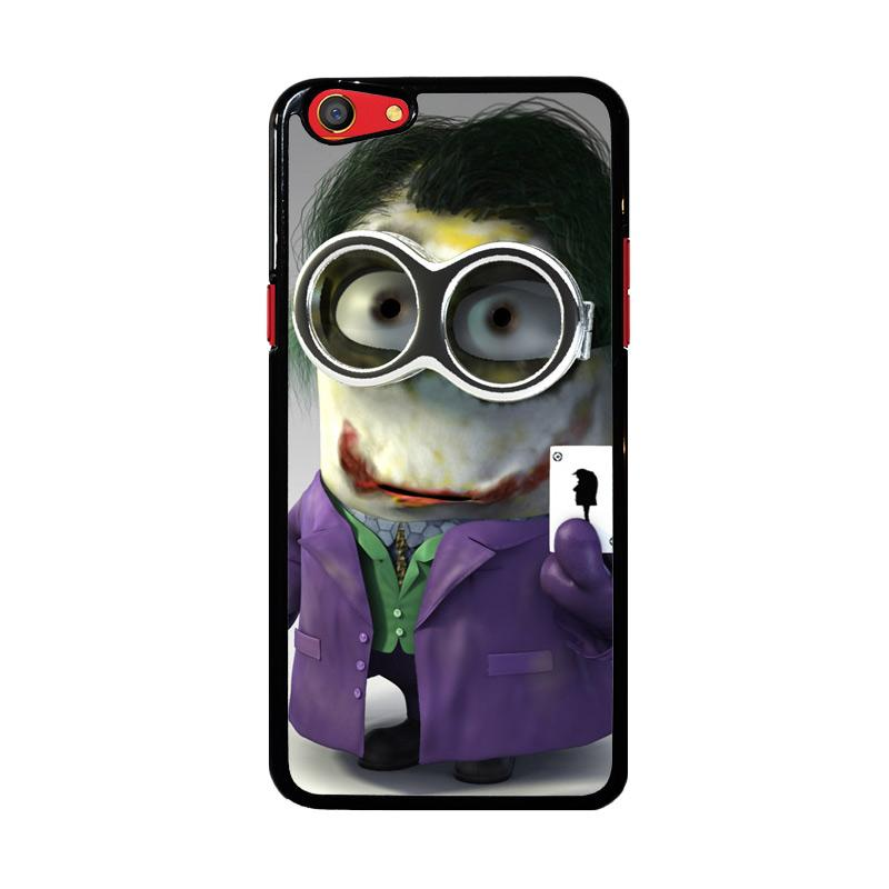 Flazzstore Minion Joker Z1425 Costum Casing for Oppo F3