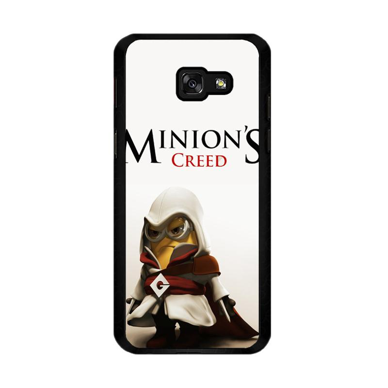 Flazzstore Assasin Creed Minion Despicable Me F0150 Custom Casing for Samsung Galaxy A5 2017