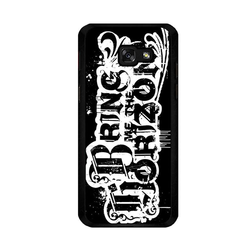 Flazzstore Bring Me The Horizon F0354 Custom Casing for Samsung Galaxy A5 2017
