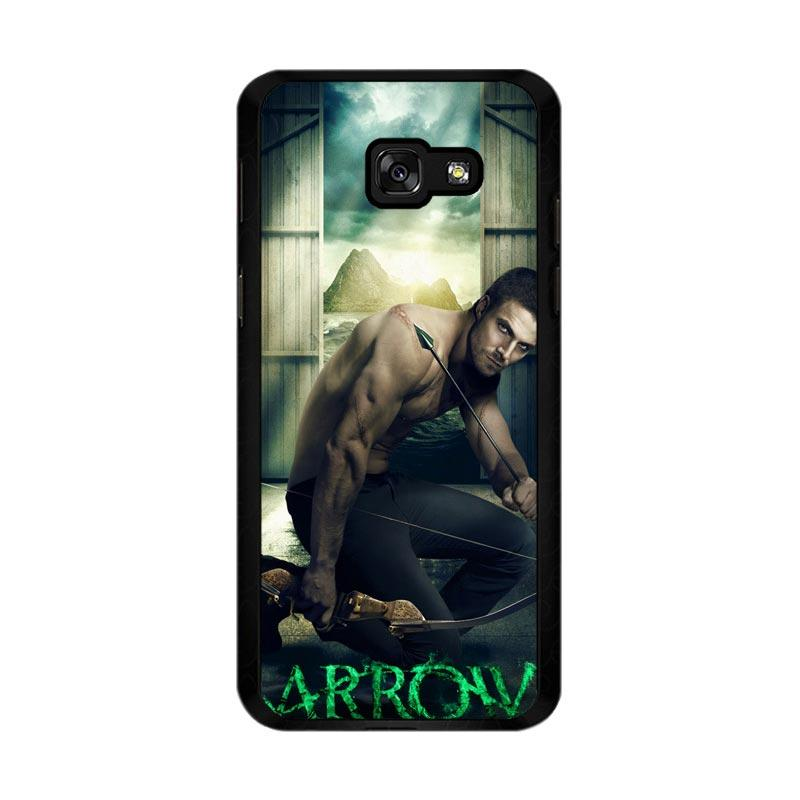 Flazzstore Arrow Poster Z0205 Custom Casing for Samsung Galaxy A5 2017