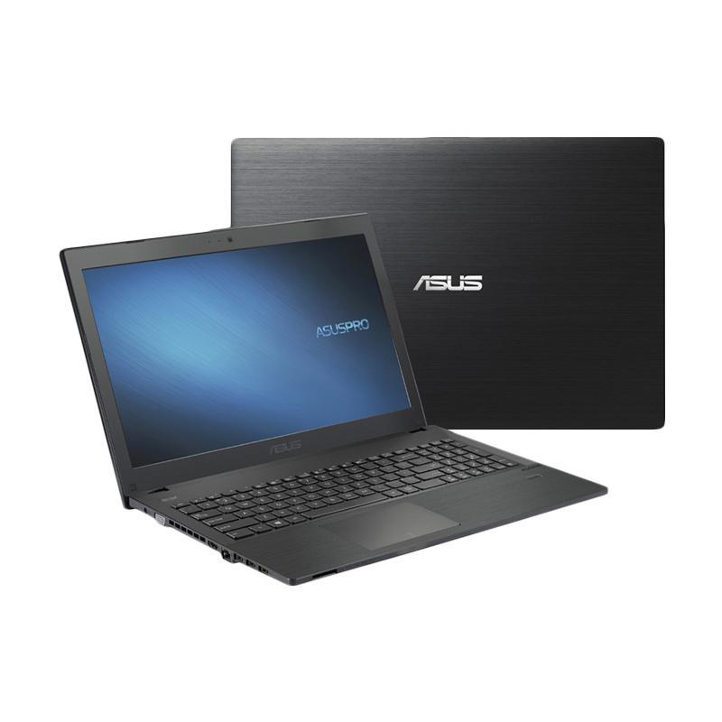 Asus Pro P2530UNV Laptop - Black [PQC N4200/ 4GB DDR3/ 500GB/ Geforce GT920MX 2GB/ Win 10]